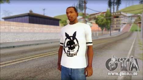 T-Shirt PlayBoy für GTA San Andreas
