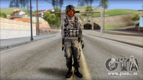 New Los Santos SWAT Beta HD für GTA San Andreas