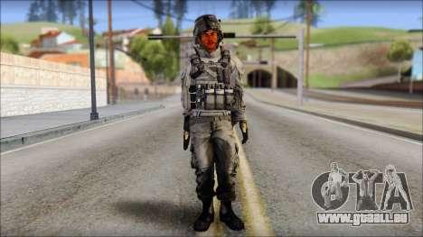 New Los Santos SWAT Beta HD pour GTA San Andreas
