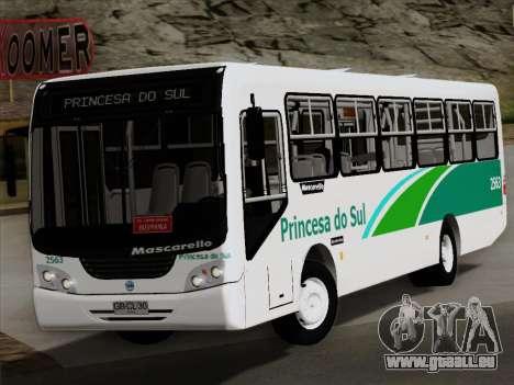 Mascarello Gran Via Mercedes-Benz OF1418 für GTA San Andreas