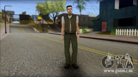 Jamie für GTA San Andreas