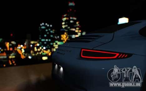 SA_New ENB für GTA San Andreas dritten Screenshot