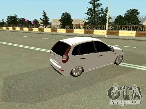 Lada Kalina 2 für GTA San Andreas rechten Ansicht