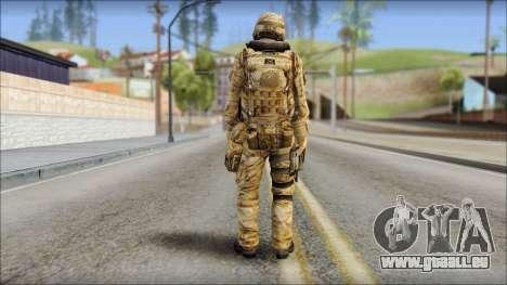 Desert UDT-SEAL ROK MC from Soldier Front 2 für GTA San Andreas zweiten Screenshot