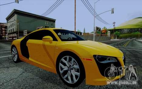 ENBSeries pour les faibles PC v3 [SA:MP] pour GTA San Andreas deuxième écran