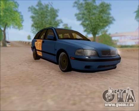 Volvo V40 pour GTA San Andreas