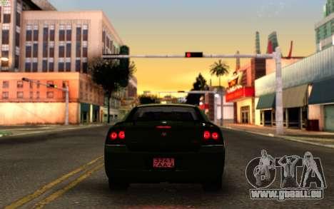 SA_New ENB pour GTA San Andreas cinquième écran