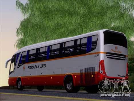 Marcopolo Paradiso 1200 Harapan Jaya für GTA San Andreas