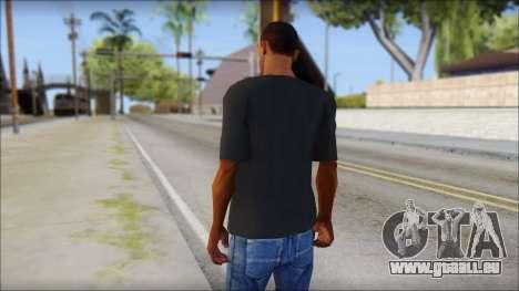 Batista Shirt v1 pour GTA San Andreas deuxième écran