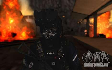 Graphical shell for SA für GTA San Andreas neunten Screenshot