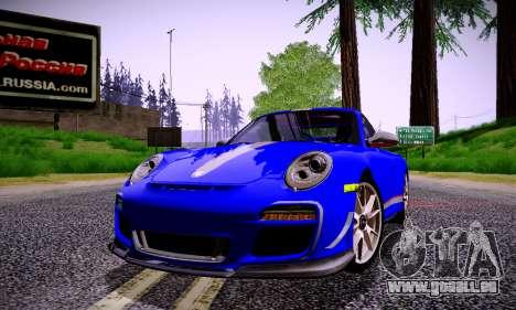 ENBSeries for low PC v2 fix pour GTA San Andreas huitième écran