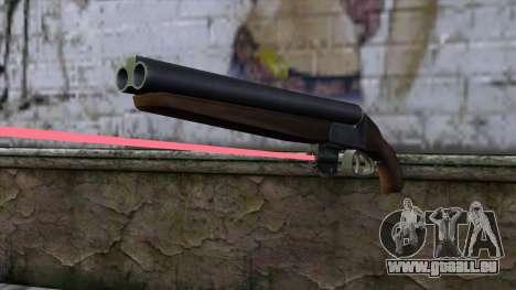 Entlüften mit laser-Augen für GTA San Andreas