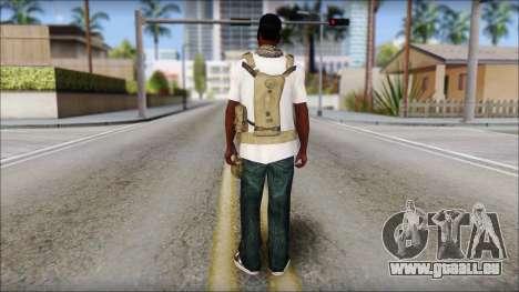 Sweet Mercenario pour GTA San Andreas troisième écran