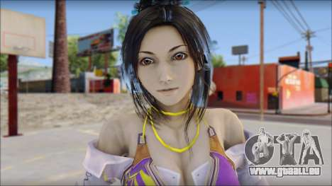 Lebreau From Final Fantasy für GTA San Andreas dritten Screenshot