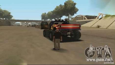 Télécommande de voiture pour GTA San Andreas