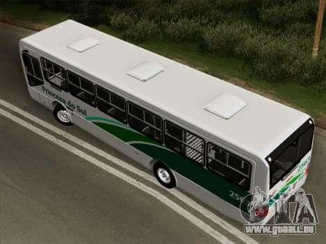 Mascarello Gran Via Mercedes-Benz OF1418 pour GTA San Andreas vue arrière