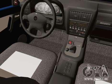 GAZ 3110 für GTA San Andreas rechten Ansicht