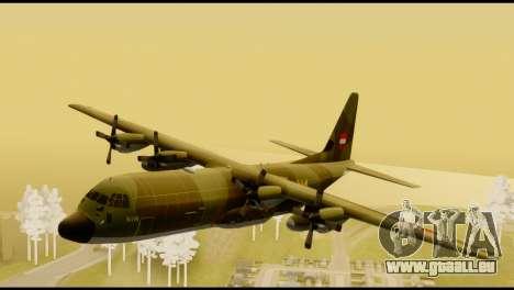 C-130 Hercules Indonesia Air Force pour GTA San Andreas