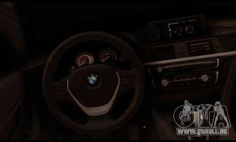 BMW M4 für GTA San Andreas rechten Ansicht