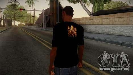 Netral T-Shirt für GTA San Andreas zweiten Screenshot