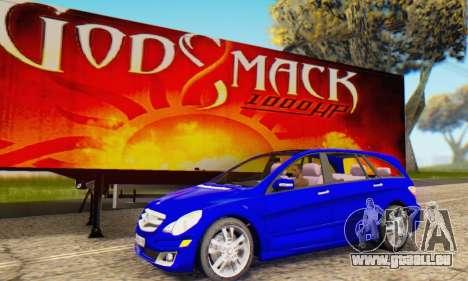 Mercedes-Benz R350 für GTA San Andreas