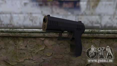 Combat Pistol from GTA 5 pour GTA San Andreas