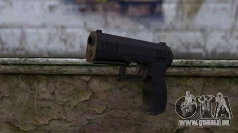 Combat Pistol from GTA 5 pour GTA San Andreas