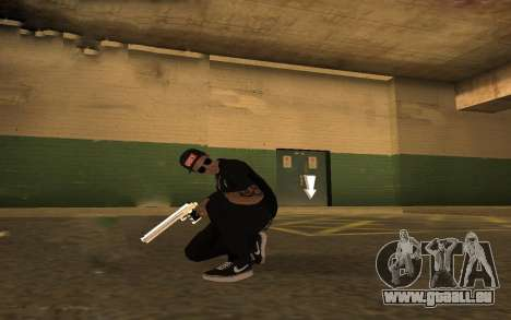 Swag Police für GTA San Andreas her Screenshot