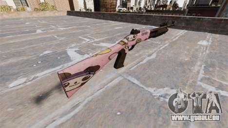 Ружье Benelli M3 Super 90 kawaii pour GTA 4 secondes d'écran