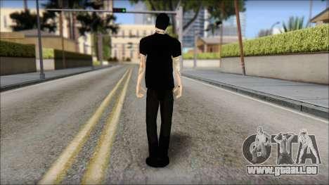 Billy from Good Charlotte für GTA San Andreas zweiten Screenshot