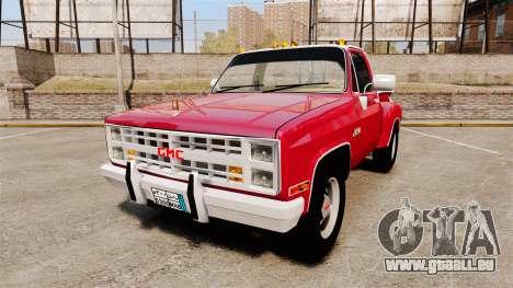 GMC 454 Pick-Up Up pour GTA 4