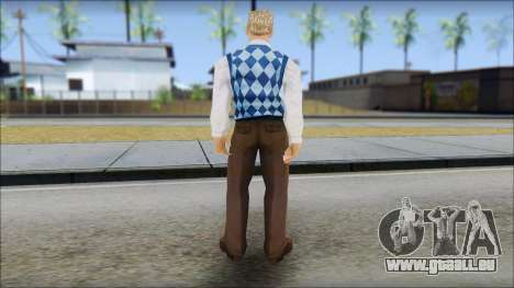 Derby from Bully Scholarship Edition für GTA San Andreas dritten Screenshot