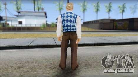 Derby from Bully Scholarship Edition für GTA San Andreas dritten Screenshot