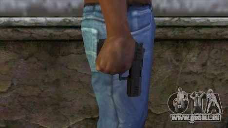 Combat Pistol from GTA 5 pour GTA San Andreas troisième écran