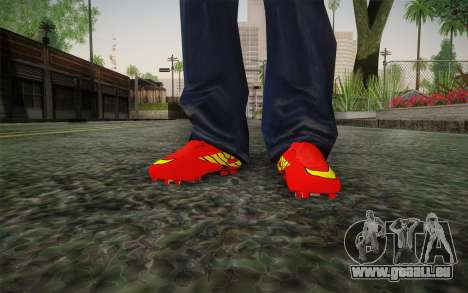 Nike Mercurial Victory 2014 für GTA San Andreas zweiten Screenshot