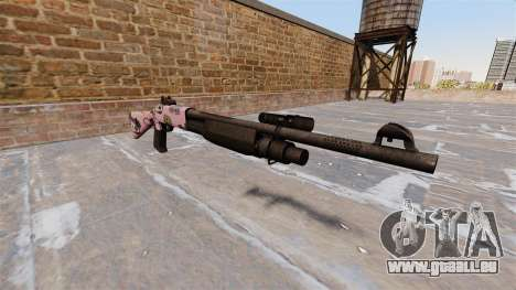 Ружье Benelli M3 Super 90 kawaii für GTA 4