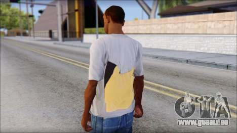 T-Shirt Hands für GTA San Andreas zweiten Screenshot