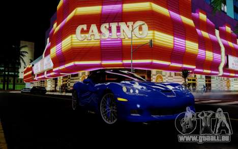 ENBSeries pour les faibles PC v3 [SA:MP] pour GTA San Andreas sixième écran