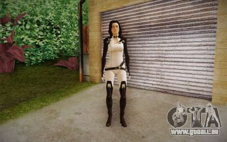 Miranda from Mass Effect 2 für GTA San Andreas