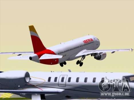 Airbus A320-214 Iberia pour GTA San Andreas
