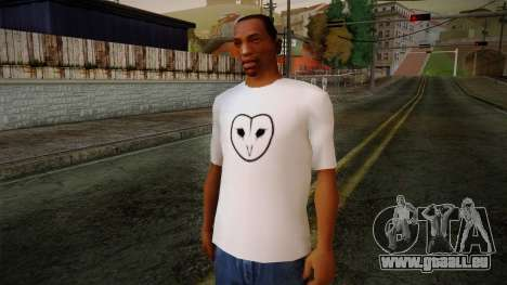 Dreambirds T-Shirt pour GTA San Andreas