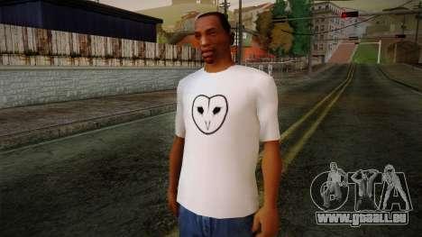 Dreambirds T-Shirt pour GTA San Andreas