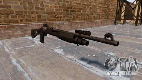 Ружье Benelli M3 Super 90 Geister für GTA 4