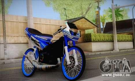 Honda Dash 2 tak pour GTA San Andreas