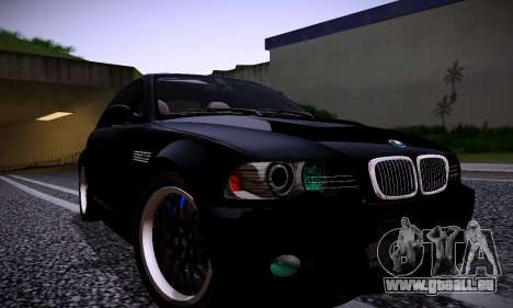 ENBSeries for low PC v2 fix pour GTA San Andreas