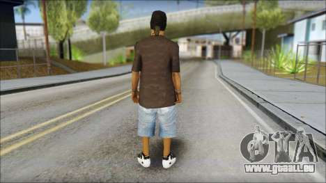 Street Gangster pour GTA San Andreas deuxième écran