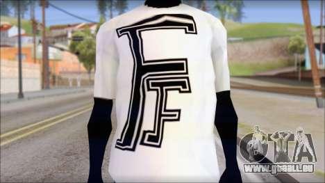 Fabri Fibra T-Shirt für GTA San Andreas dritten Screenshot