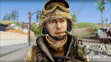 Desert UDT-SEAL ROK MC from Soldier Front 2 für GTA San Andreas dritten Screenshot