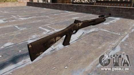 Ружье Benelli M3 Super 90 Geister für GTA 4 Sekunden Bildschirm