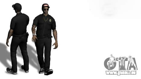 Swag Police pour GTA San Andreas